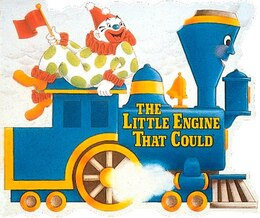 Book The Little Engine That Could by Watty Piper