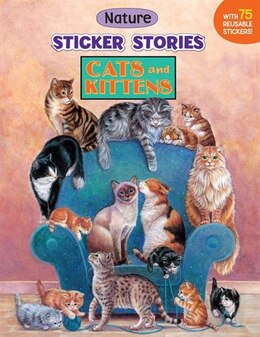 Book Cats And Kittens by Lucia Washburn