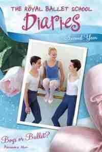 Boys or Ballet? #8 by Alexandra Moss