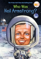 Book Who Was Neil Armstrong? by Roberta Edwards
