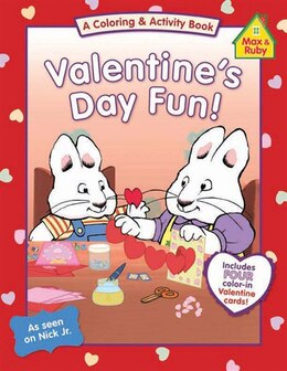 Book Valentine's Day Fun! by Rosemary Grosset & Dunlap