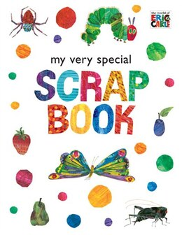 Book My Very Special Scrapbook by Eric Carle