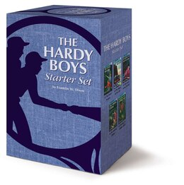 Book Hardy Boys Starter Set, Th The Hardy Boys Starter Set by Franklin W. Dixon
