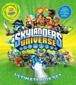 Book Skylanders Universe Ultimate Box Set by Grosset & Dunlap