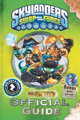 Book Skylanders Swap Force: Master Eon's Official Guide by Activision Publishing, Inc.