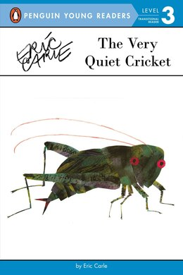 Book The Very Quiet Cricket by Eric Carle