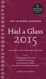 Had A Glass 2015: Top 100 Wines Under $20