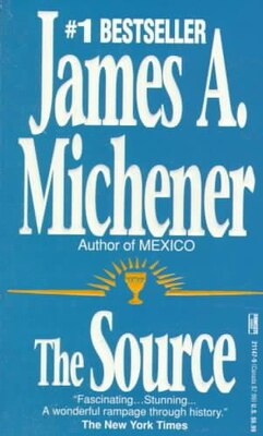 Book The Source by James A. Michener