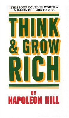 Book Think And Grow Rich by Napoleon Hill