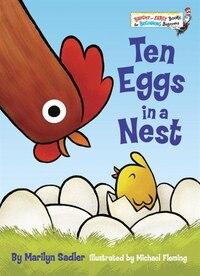 Ten Eggs In A Nest