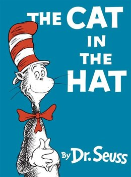 Book The Cat In The Hat by Seuss
