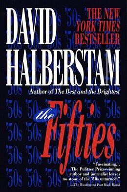 Book The Fifties by David Halberstam