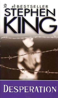 Book Desperation by Stephen King