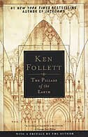 Book Pillars Of The Earth by Ken Follett