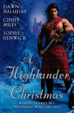 Book A Highlander Christmas by Dawn Halliday