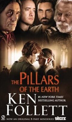 Book The Pillars Of The Earth by Ken Follett
