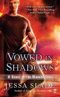 Vowed In Shadows: A Novel Of The Marked Souls