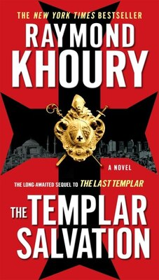 Book The Templar Salvation by Raymond Khoury