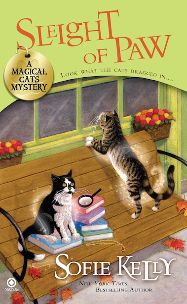 Sleight Of Paw: A Magical Cats Mystery by Sofie Kelly