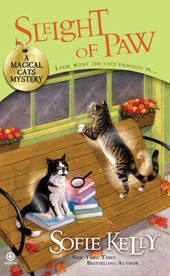 Book Sleight Of Paw: A Magical Cats Mystery by Sofie Kelly