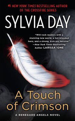 Book A Touch Of Crimson: A Renegade Angels Novel by Sylvia Day