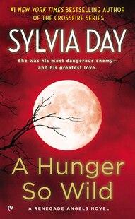 A Hunger So Wild: A Renegade Angels Novel