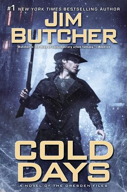 Book Cold Days: A Novel Of The Dresden Files by Jim Butcher
