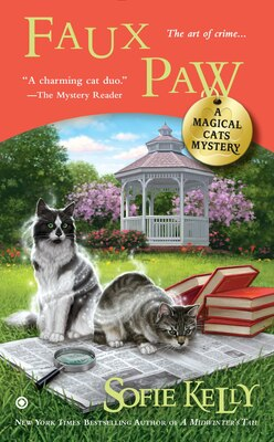 Book Faux Paw: A Magical Cats Mystery by Sofie Kelly