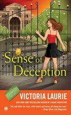 Sense Of Deception: A Psychic Eye Mystery