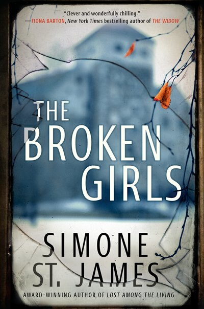 BROKEN GIRLS by James Simone St.