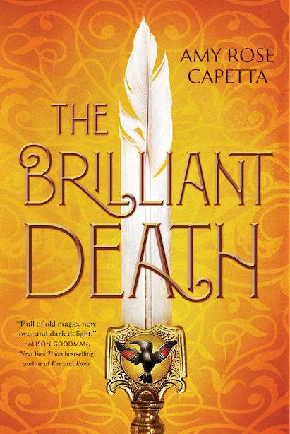 BRILLIANT DEATH by A. R. Capetta