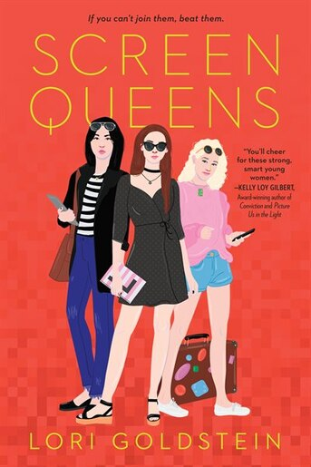 Screen Queens by Lori Goldstein