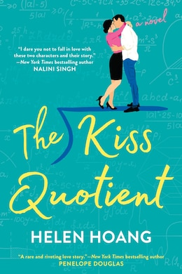Book The Kiss Quotient by Helen Hoang