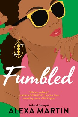 Book Fumbled by Alexa Martin