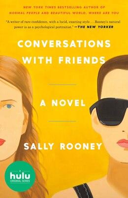 56cf27d8d38 Conversations With Friends  A Novel