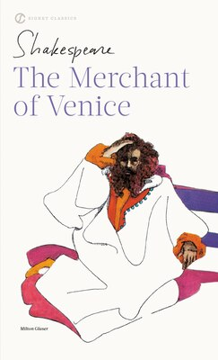 Book The Merchant Of Venice by William Shakespeare