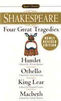 Four Great Tragedies: Hamlet; Macbeth; King Lear; Othello