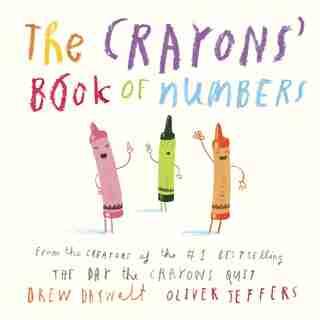 The Crayons' Book Of Numbers de Drew Daywalt
