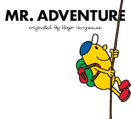 Book Mr. Adventure by Adam Hargreaves