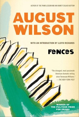 Book Fences by August Wilson