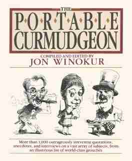 The Portable Curmudgeon by Jon Various
