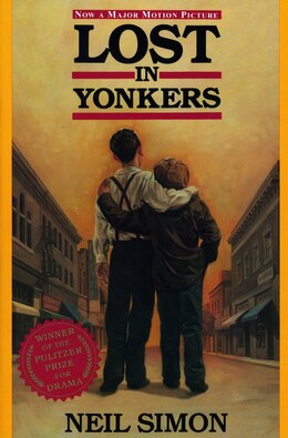 Book Lost In Yonkers by Neil Simon