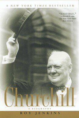 Book Churchill by Roy Jenkins