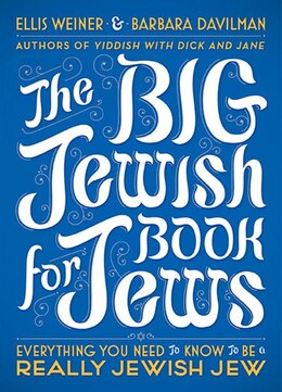 Book The Big Jewish Book For Jews by Ellis Weiner