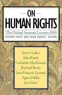 On Human Rights: ON HUMAN RIGHTS
