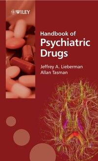 Handbook of Psychiatric Drugs