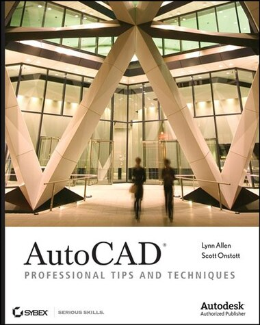 Autocad Professional Tips And Techniques Livre De Lynn Allen