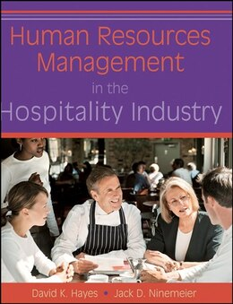 Book Human Resources Management In The Hospitality Industry by David K. Hayes