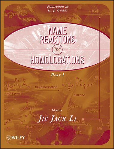 Name Reactions For Homologation Part 1 Book By Jie Jack Li