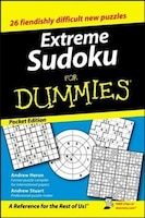 Extreme Sudoku For Dummies, Target One Spot Edition